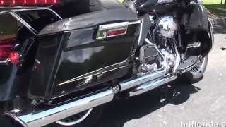 7. Used 2012 Harley Davidson Road Glide Ultra Motorcycles for sale in Ocala, FL