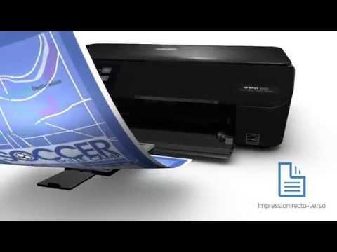 comment regler les couleurs de l 39 imprimante hp la. Black Bedroom Furniture Sets. Home Design Ideas