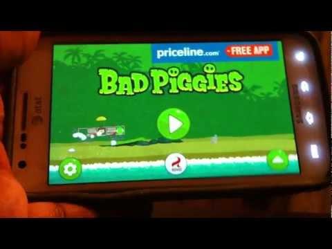 bad piggies android 2.3.6