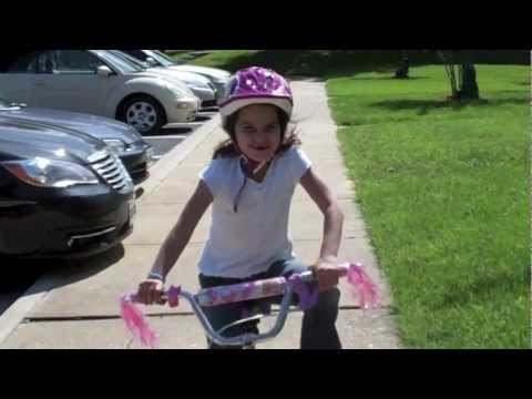 Annie Vs. The Bike (WK 38)