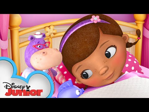 Doc Needs Some Rest! 😴| Doc McStuffins | Disney Junior