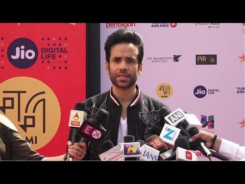 Tusshar Kapoor Talk's About MAMI Movie Mela At At Jio MAMI Movie Mela