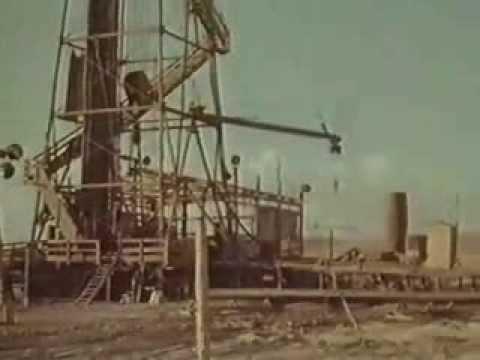 Тушение газового пожара ядерным взрывом
