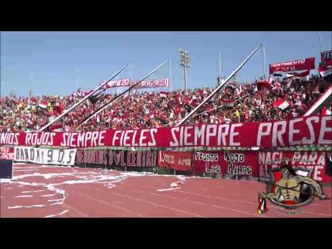 LOS DEMONIOS ROJOS l CARACAS FC Vs Estudiantes de Mérida l TA2014 l 10-08-2014 - Los Demonios Rojos - Caracas