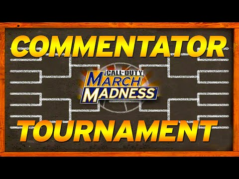 Woodysgamertag's Commentator March Madness Tournament - Moments In Youtube Cod History Ep.6 | Chaos