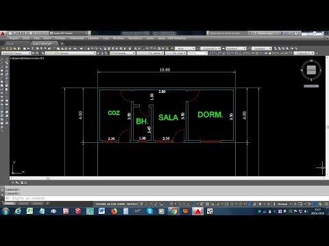 Aprenda AutoCad - ARQ 0001