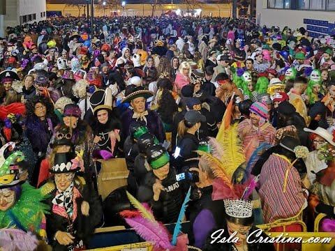 Pistoletazo Salida Carnaval de Calle Isla Cristina 2020
