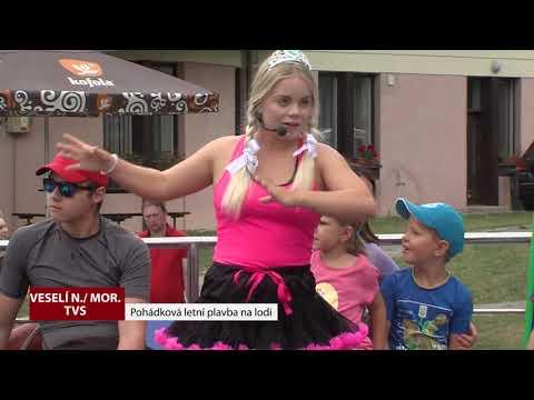 TVS: Veselí nad Moravou 28. 7. 2018
