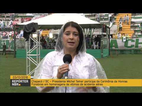 Arena Condá em Chapecó receberá vítimas de acidente aéreo para velório
