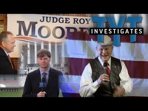 Ryan Grim On Roy Moore, Racism, & Voter Suppression