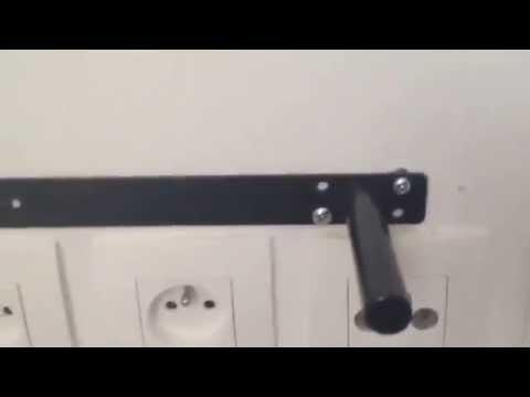comment poser etagere fixation invisible la r ponse est sur. Black Bedroom Furniture Sets. Home Design Ideas