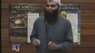 Muslim And Christian Perception Of God ( Q&a Session - 4 Of 4 )