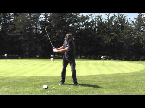 Golf Video Tip: Roll Out Drill