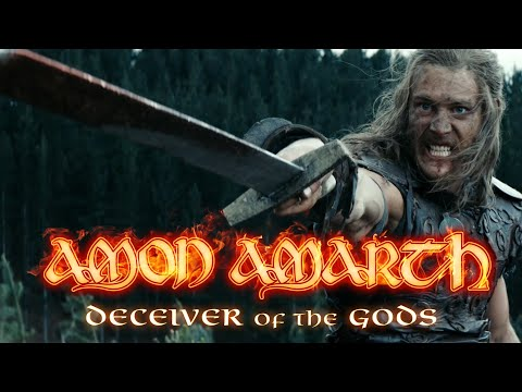 "Amon Amarth ""Deceiver of the Gods"" (OFFICIAL VIDEO)"