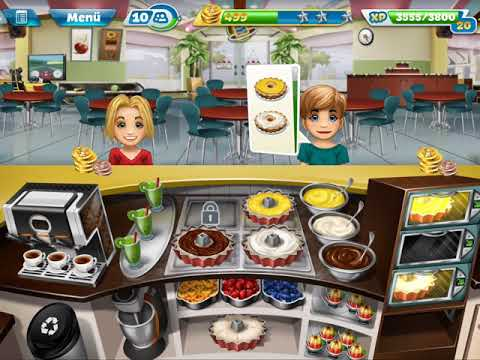 Cooking Fever - Bakery - Level 35 - 2 Stars (by Match3news.com)