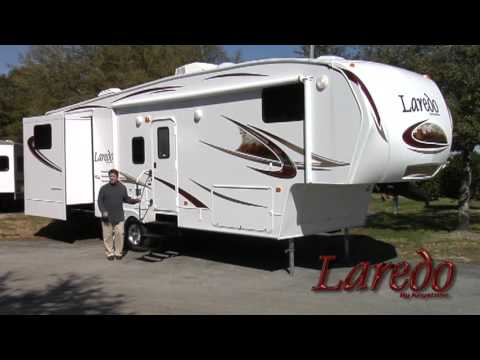Laredo Fifth Wheel Camper by Keystone RV - Exterior Part 1