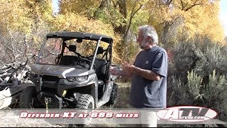 7. ATV Television Long Term Test - 2016 Can Am Defender @ 700 Miles