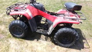 9. 2004 Arctic Cat 250