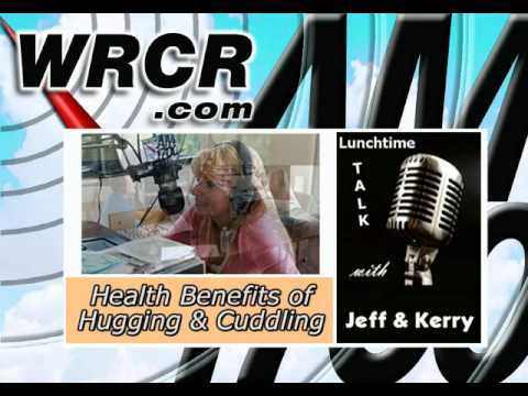 Lunchtime Talk w/ Jeff & Kerry-Hugging & Cuddling