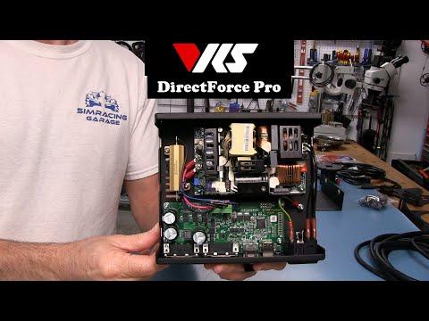 VRS DirectForce Pro DD Wheel System Review