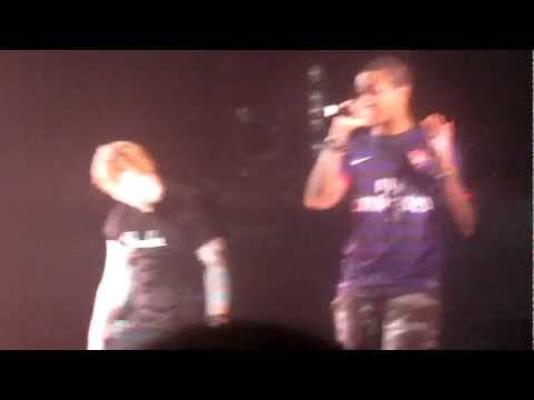 Ed Sheeran - You Need Me, I Don't Need You - With freestyle & special guests 02.09.12