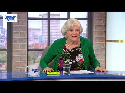 Owen Jones And Ann Widdecombe Clash Over Brexit