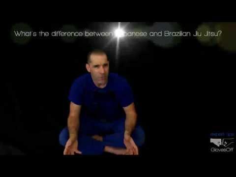 Q&A – brazilian jiu jitsu or japanese ju jitsu