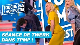 Video Cyril Hanouna et Enora Malagré twerkent dans TPMP ! MP3, 3GP, MP4, WEBM, AVI, FLV Agustus 2017