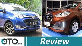 Download Video Datsun Go+ 2018 vs Daihatsu Sigra | Review | Unggul Mana? | OTO.com MP3 3GP MP4