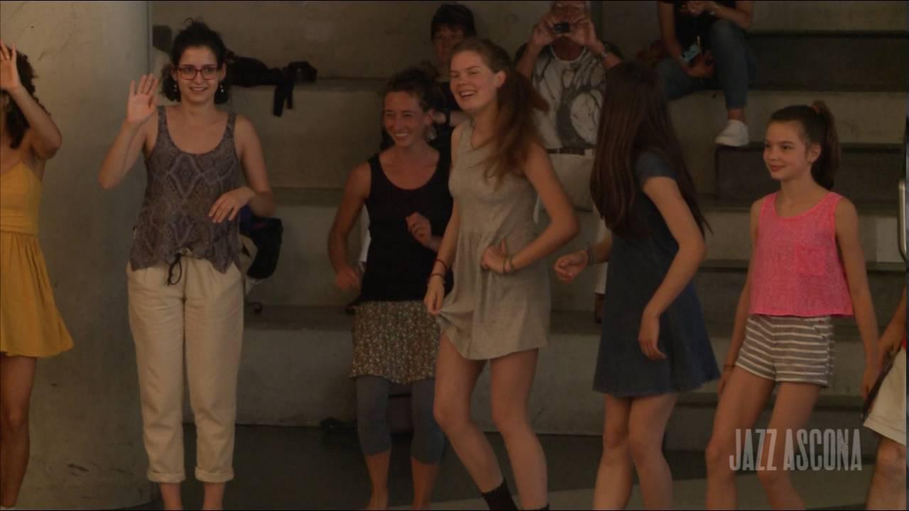 Swing Dance Class with Francesca De Vita & Henrik Persson