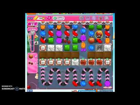 Candy Crush Level 1309 Help W/audio Tips, Hints, Tricks