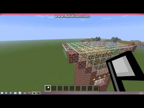 Minecraft uçak eğlencesi