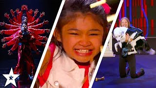 Watch the Judges Cuts on America's Got Talent including GOLDEN BUZZER Angelica Hale, Just Jerk and MORE!! What did you ...