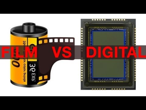 thatnikonguy - Are there reasons to shoot film in todays day and age? How does 35mm film compare to digital quality? Have your say in the community forum HERE: http://bit.l...