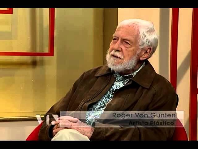 Entrevista con Roger Von Gunten.