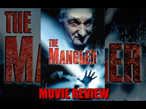 The Mangler(1995)   Movie Review