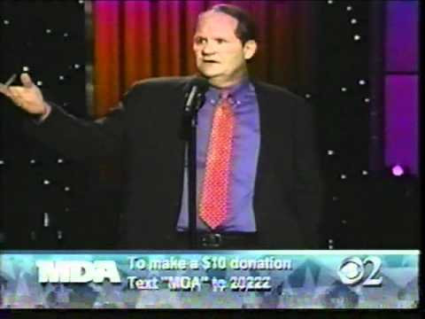 Bob Zany & Keith West - MDA telethon, Las Vegas