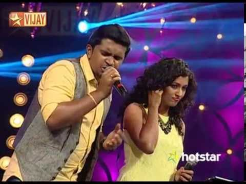 Airtel Super Singer Junior 4 Twenty Twenty T20  08-04-2015  Vijay TV Show  08th April 2015  Watch Online Episode 258