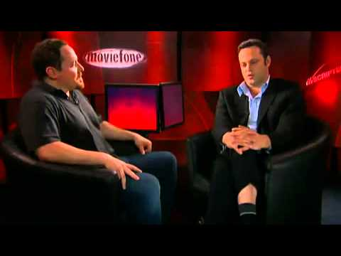 Jon Favreau - Vince Vaughn and Jon Favreau interview each other and answer questions from viewers about their movie, The Break-Up.