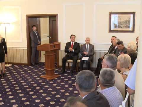 Președintele Republicii Moldova, Nicolae Timofti, a înmânat distincţii de stat unui grup de cetățeni