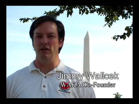 FAYMprod - A light-hearted look at the World Adult Kickball Association (WAKA), including an interview with WAKA co-founder Jimmy Walicek. Shot in Washington, DC in Oct...