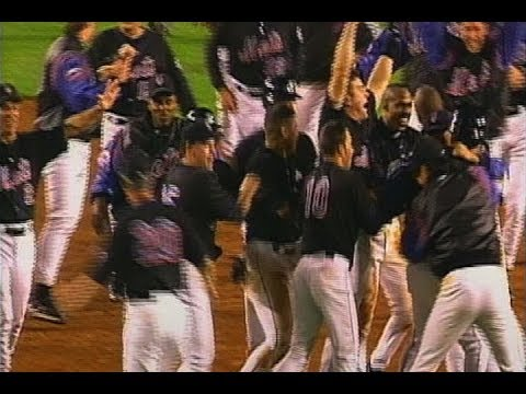Video: 1999 NLCS, Gm 5: Robin Ventura's grand slam single