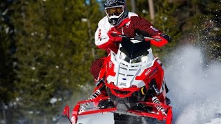 4. TEST RIDE: 2015 Polaris RUSH 800 Pro-S