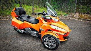 8. Wildest Spyder RT Yet..!! • Riding Kings of Comfort! | TheSmoaks Vlog_1251