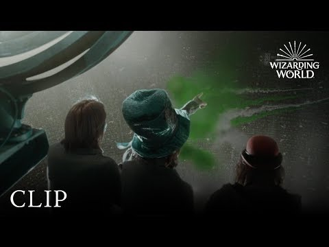 Quidditch World Cup | Harry Potter and the Goblet of Fire