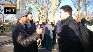 Video P1 - What is Forgiveness!? Hashim vs Christian l Speakers Corner l Hyde Park MP3, 3GP, MP4, WEBM, AVI, FLV Desember 2018