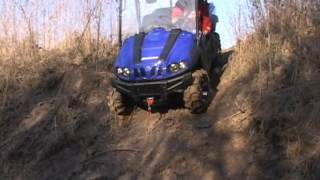 6. UTV Hi-Sun 4x4 Side by Side Utility Vehicle