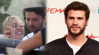Liam Hemsworth Says Patrick Schwarzenegger Using Miley Cyrus?