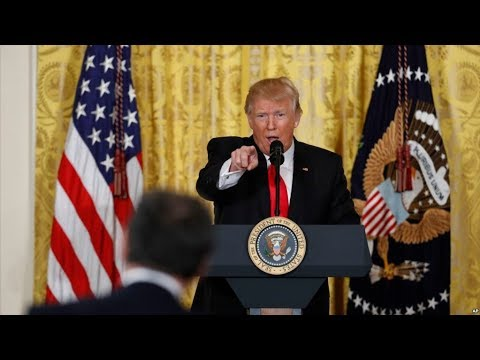 LIVE STREAM: President Donald Trump Holds MAJOR and URGENT Press Conference 8/14/17