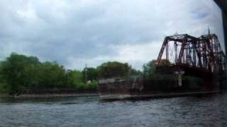 La Crosse (WI) United States  city photos gallery : Mississippi river cruising tour in La Crosse WI USA part 7 Final